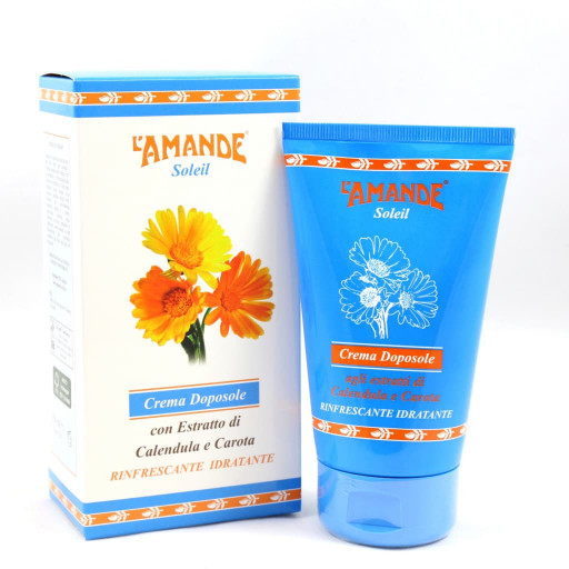 Crema doposole rinfrescante idratante - Linea Soleil - 150ml