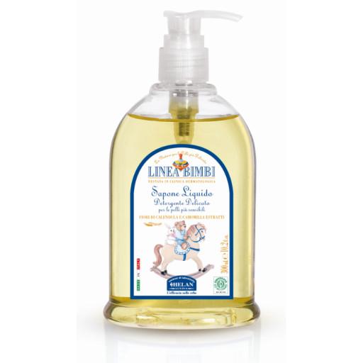HELAN - Sapone liquido detergente delicato - Linea Bimbi - 300ml