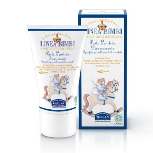 HELAN - Pasta lenitiva disarrosante - Linea Bimbi - 50ml