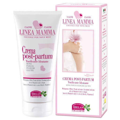 HELAN - Crema Post-Partum - Linea Mamma - 150ml
