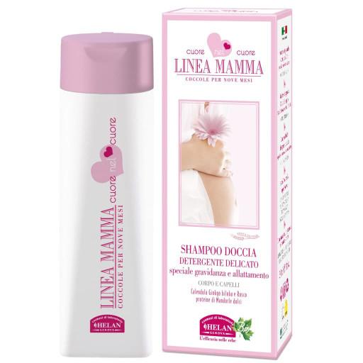 HELAN - Shampoo doccia - Linea Mamma - 200ml