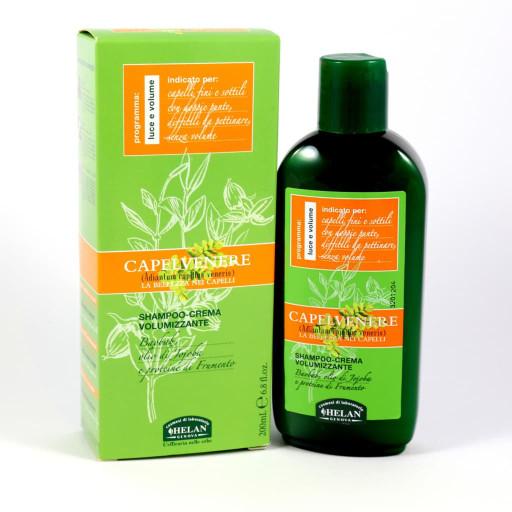 Shampoo-Crema Volumizzante - Linea Capelvenere - 200ml