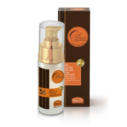 HELAN - Crema Idratante Antirughe - Linea Olmo - 30ml