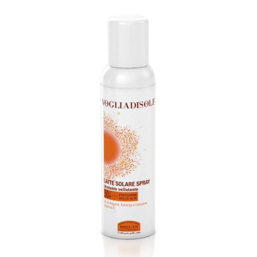 HELAN - Latte Solora spray spf 50+ - Linea Voglia di Sole - 125ml