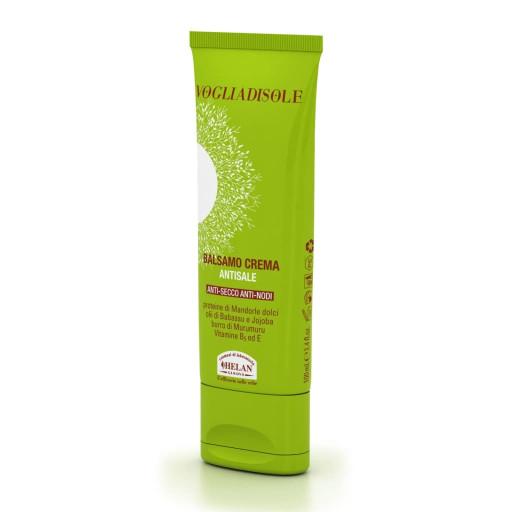 HELAN - Balsamo crema antisale anti-secco anti-nodi - Linea Voglia di Sole - 100ml