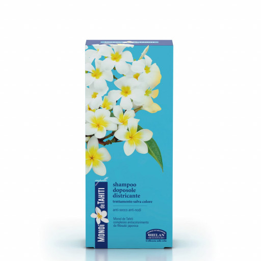HELAN - Shampoo doposole districante - Linea Monoi de Tahiti - 200ml