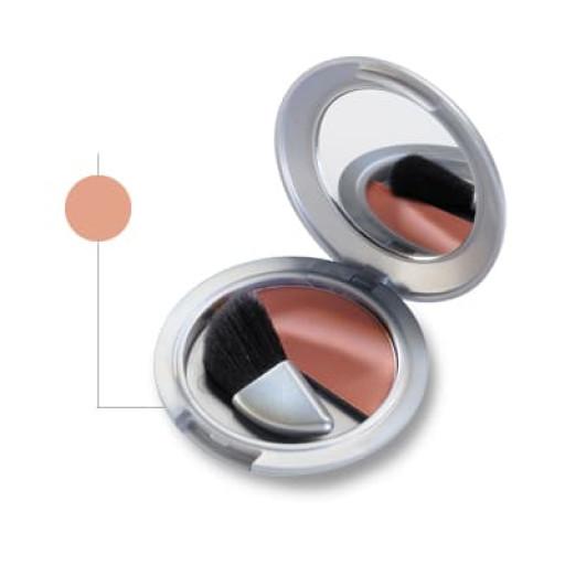 HELAN - Fard compatto bio Onice Rosa - Linea I Colori di Helan