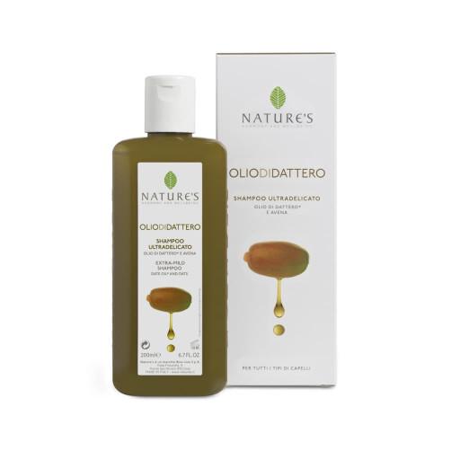NATURE'S - Shampoo Ultradelicato - Linea Olio di Dattero - 200ml