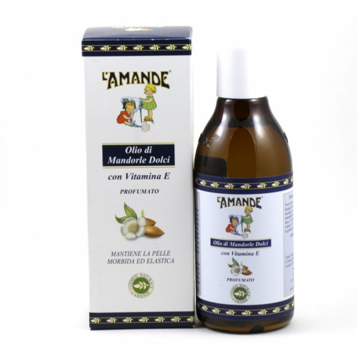 L'AMANDE - Olio di mandorle dolci profumato - Linea L'Amande Marseille - 250ml