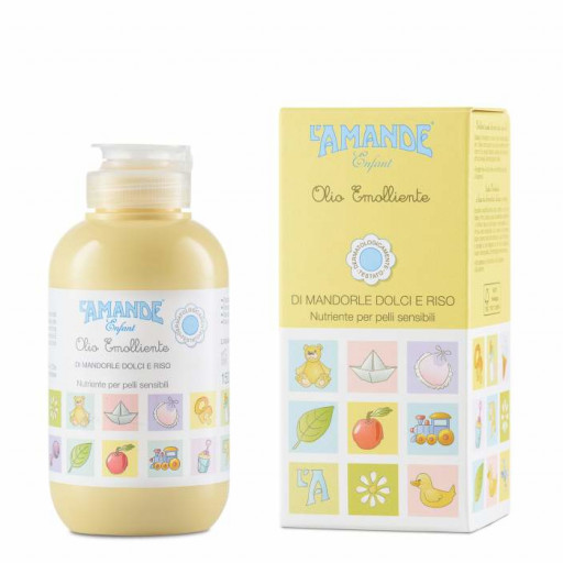 Pasta protettiva all'ossido di zinco - Linea Enfant - 150ml
