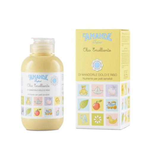 L'AMANDE - Olio emolliente - Linea Enfant - 150ml