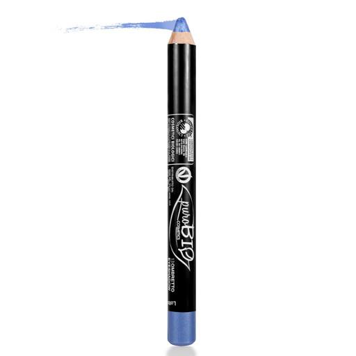 PUROBIO COSMETICS - Matitone ombretto n.12 Azzurro fiordaliso