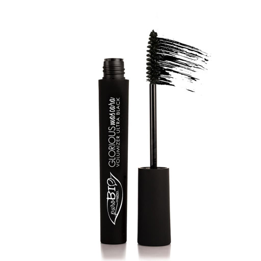 PUROBIO COSMETICS - Glorious Mascara Volumizer ultra Black - 6ml