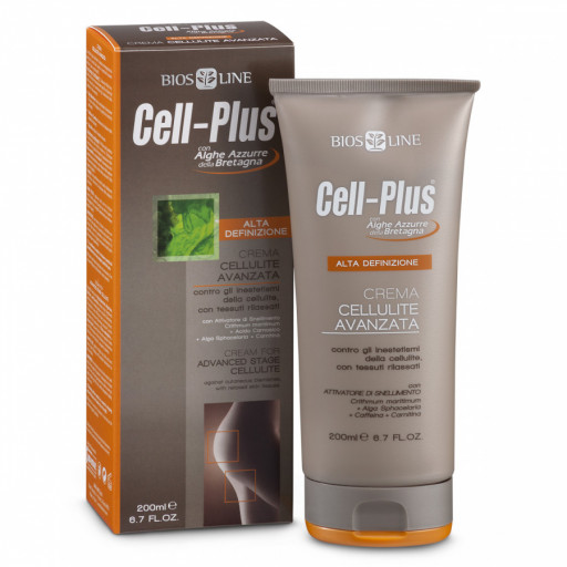 BIOS LINE  - Crema Cellulite avanzata - Linea Cell-Plus - 200ml