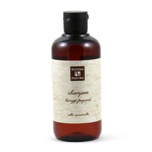 SISTEMA NATURA - Shampoo Lavaggi Frequenti alla Camomilla - 250ml