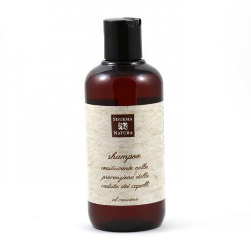 SISTEMA NATURA - Shampoo Coadiuvante Caduta al Crescione - 200ml
