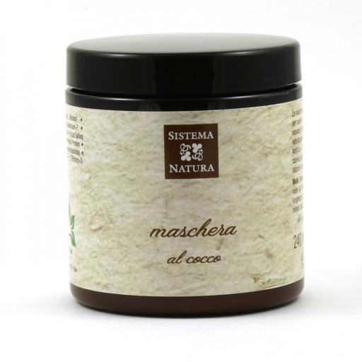 SISTEMA NATURA - Maschera al Cocco - 240ml
