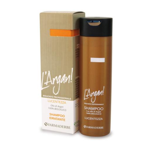 FARMADERBE - Shampoo idratante - Linea L'Argan - 200ml