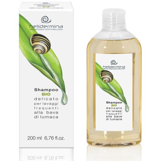 Shampoo BIO Delicato alla Bava di Lumaca - 200ml