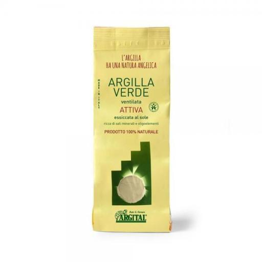 ARGITAL - Argilla Verde Ventilata Attiva - 500gr