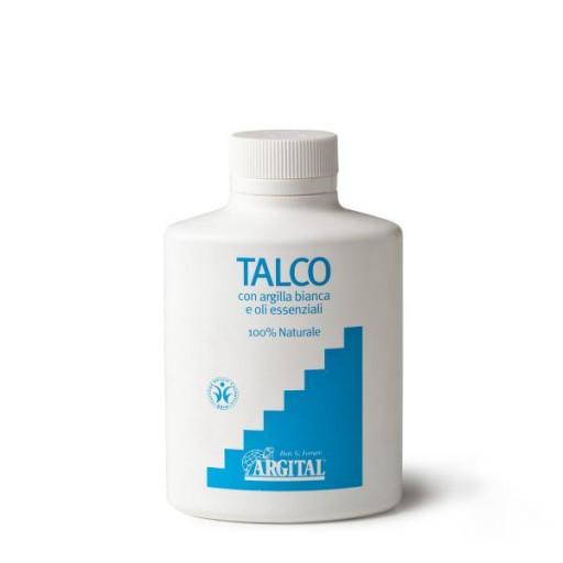 ARGITAL - Talco con Argilla Bianca e oli essenziali - 100g