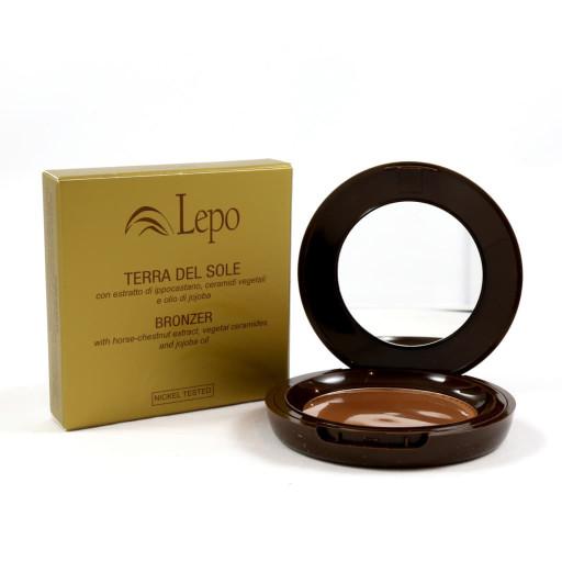 LEPO - Bronzer n.12 Cacao - Linea Terra del Sole