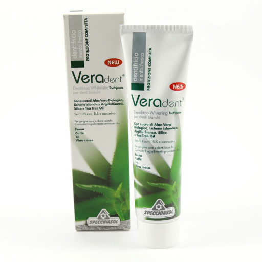 SPECCHIASOL - Veradent Whitening dentifricio - 100ml