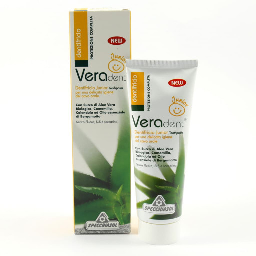 SPECCHIASOL - Veradent Junior dentifricio - 75ml