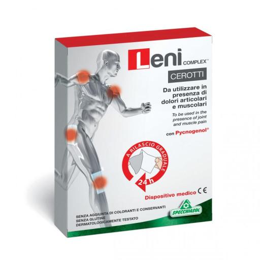 SPECCHIASOL - Leni Complex Cerotti - 5 cerotti monouso