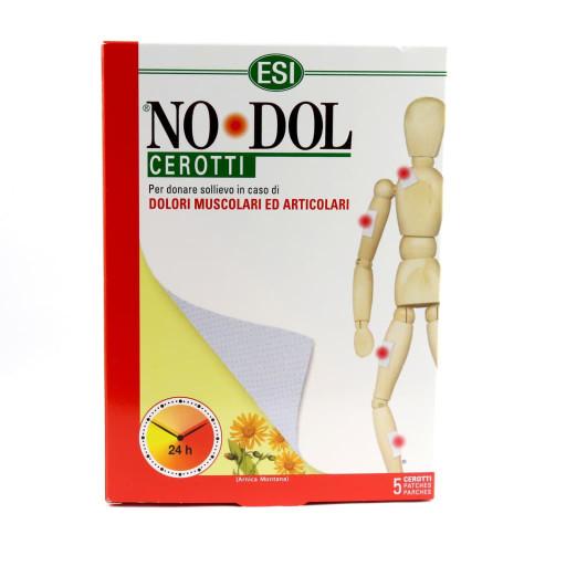 No Dol Cerotti - 5 patches