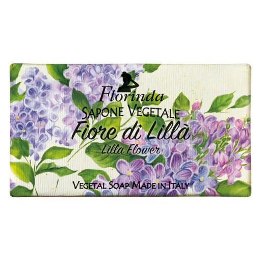 FLORINDA - Sapone vegetale al Fiore di Lillà - 100g
