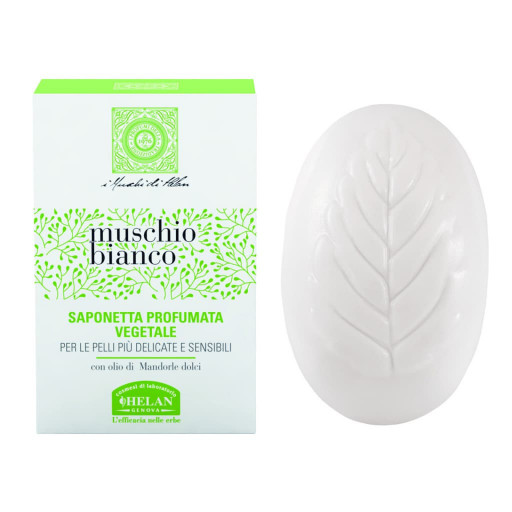 Saponetta profumata vegetale - Linea I Muschi di Helan