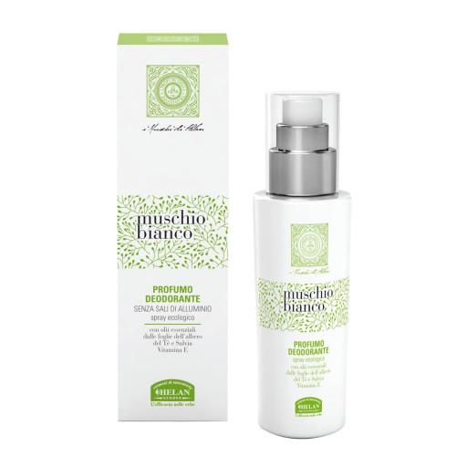 HELAN - Profumo Deodorante spray - Linea I Muschi di Helan
