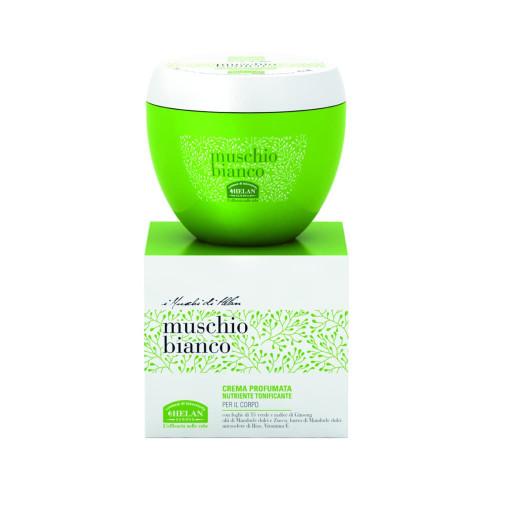 HELAN - Crema Profumata Nutriente Tonificante Corpo - Linea I Muschi di Helan