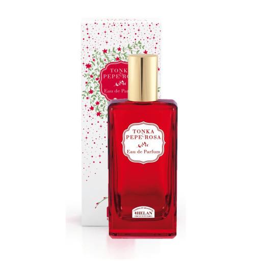 HELAN - Eau de parfum - Linea Tonka & Pepe Rosa - 50ml