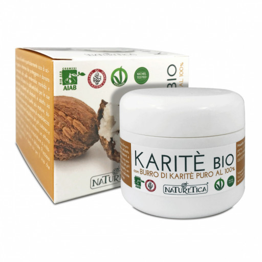 NATURETICA - Karitè Bio - 50ml