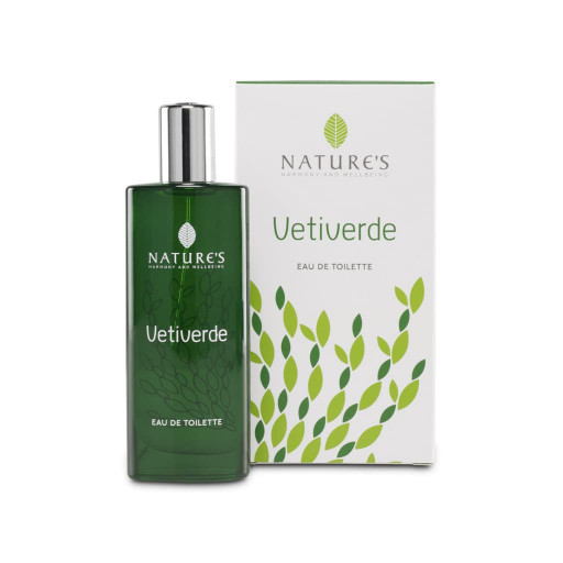 NATURE'S - Eau de Toilette - Linea Vetiverde - 50ml