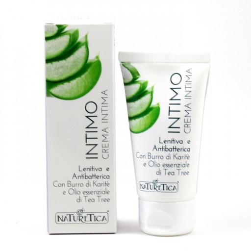 NATURETICA - Intimo Crema intima lenitiva antibatterica - 50ml