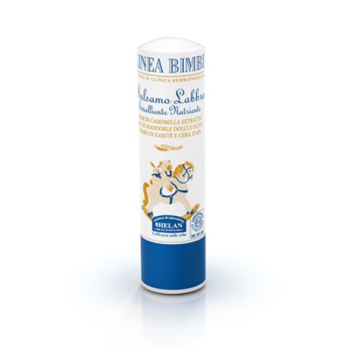 HELAN - Balsamo labbra emolliente nutriente - Linea Bimbi
