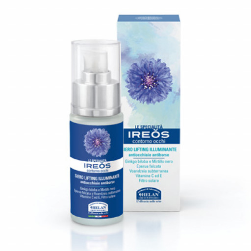 Siero Lifting Illuminante Antiocchiaie Antiborse - Linea Ireos - 30ml