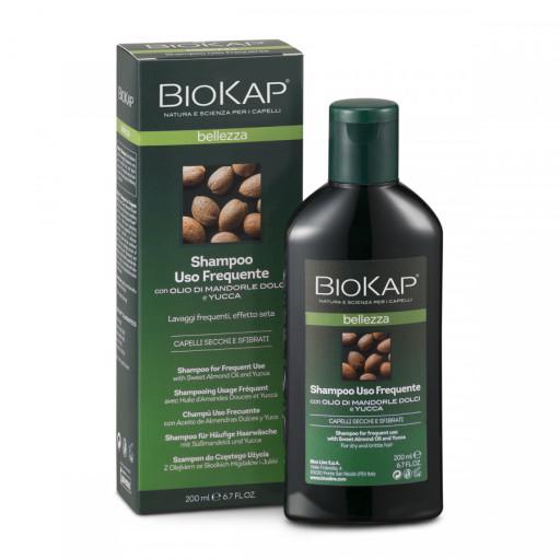BIOS LINE  - Shampoo uso frequente - Linea Biokap Bellezza - 200ml