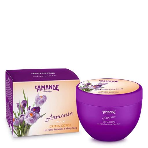 L'AMANDE - Crema Corpo - Linea Armonie - 300ml