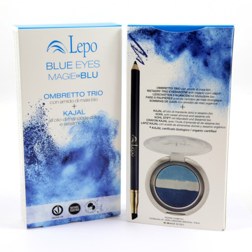 LEPO - BLUE EYES - MAGIE DI BLU