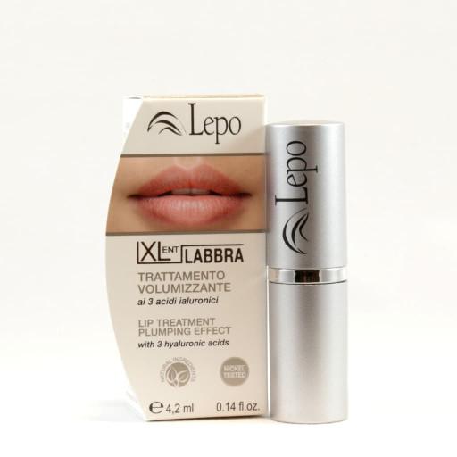 Xlent labbra trattamento volumizzante - 4,2ml