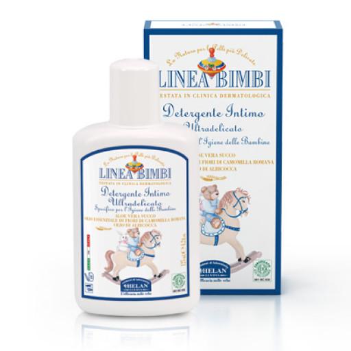 HELAN - Detergente intimo ultradelicato - Linea Bimbi - 125ml