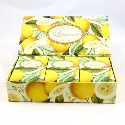 Astuccio limone - 3x150g