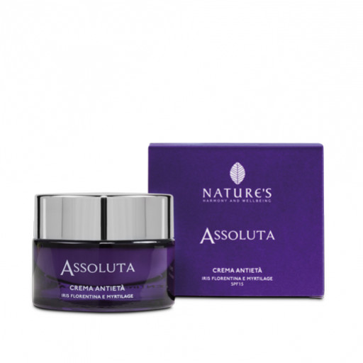 NATURE'S - Crema Antietà - Linea Assoluta - 50ml
