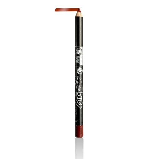 PUROBIO COSMETICS - Matita occhi/labbra n.41 Rosso porpora