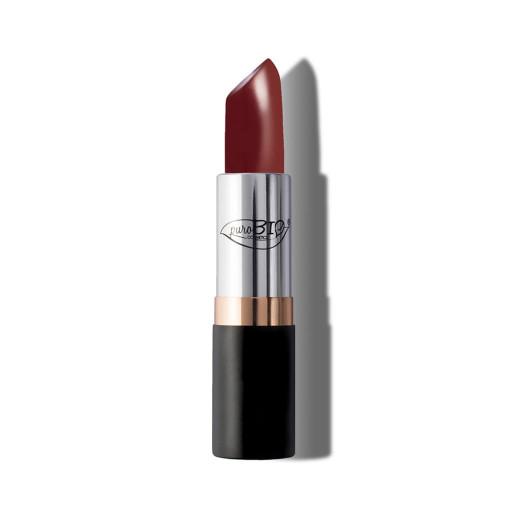 PUROBIO COSMETICS - Lipstick n.08 Rosso porpora