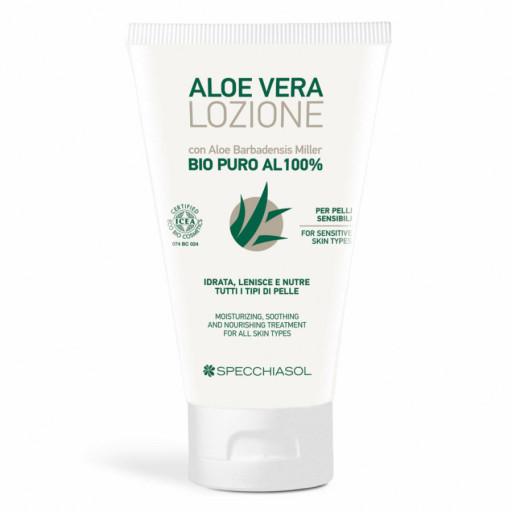 SPECCHIASOL - Aloe Vera Lozione Eco-Bio - 200ml